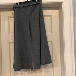 Solos gaucho. Grey. New with tags.